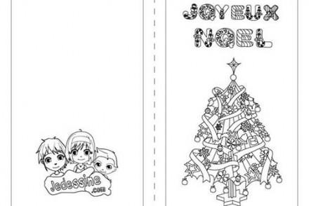 Cartes-de-voeux-de-Noel-a-colorier-Joyeux-Noel-sous-le-sapin.jpg
