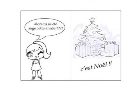 Cartes-de-voeux-de-Noel-a-colorier-Les-cadeaux-sous-le-sapin.jpg