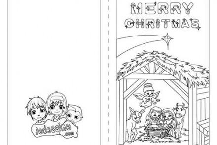 Cartes-de-voeux-de-Noel-a-colorier-Merry-Christmas-Joyeux-Noel-en-Anglais.jpg