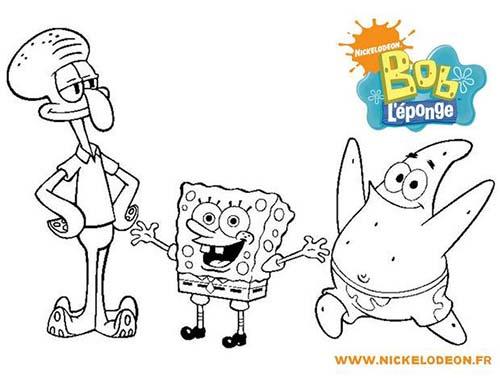 Coloriage-BOB-LEPONGE-Patrick-Carlo-tentacules-et-Bob.jpg