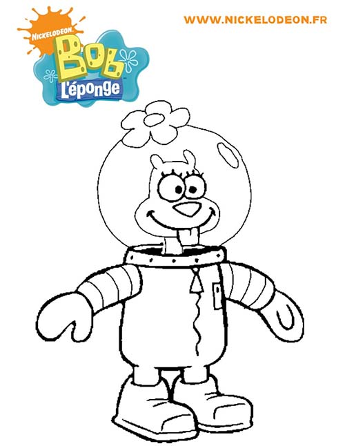 Coloriage-BOB-LEPONGE-Sandy-dans-sa-tenue-de-cosmonaute.jpg