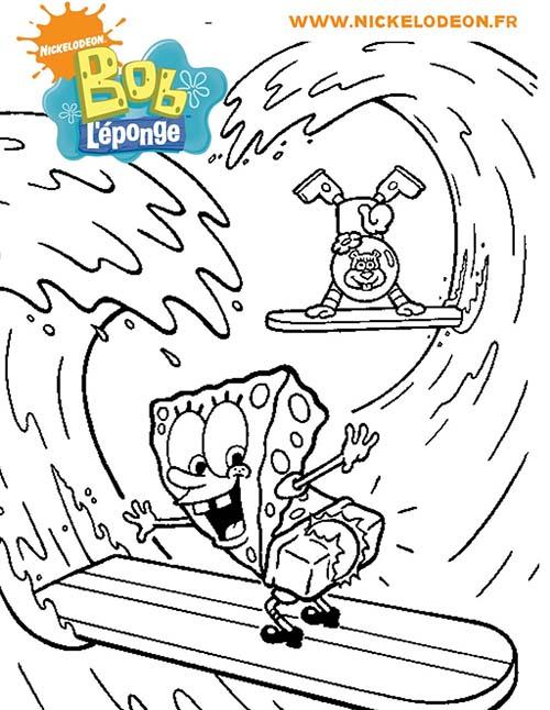 Coloriage-BOB-LEPONGE-Seance-de-surf-avec-Sandy.jpg