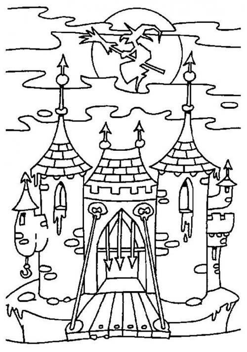 Coloriage-CHATEAU-HALLOWEEN-Coloriage-dun-chateau-au-clair-de-lune.jpg