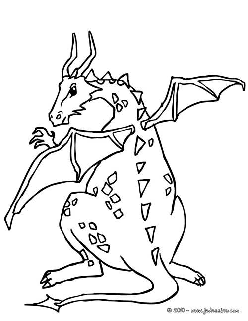 Coloriage-CHEVALIERS-ET-DRAGONS-Dragon-assis.jpg