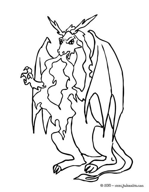 Coloriage-CHEVALIERS-ET-DRAGONS-Dragon-qui-crache-du-feu.jpg