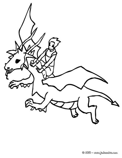 Coloriage-CHEVALIERS-ET-DRAGONS-Dragon-volant-et-son-maitre.jpg