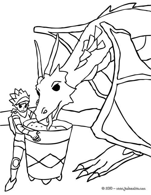 Coloriage-CHEVALIERS-ET-DRAGONS-Le-chevalier-nourrit-son-dragon.jpg
