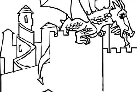 Coloriage-CHEVALIERS-ET-DRAGONS-Le-dragon-attaque-le-chateau.jpg