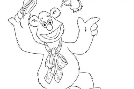 Coloriage-DISNEY-Muppets-FOZZIE.jpg