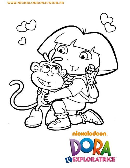 Coloriage-DORA-Coloriage-de-Babouche-dans-les-bras-de-Dora.jpg