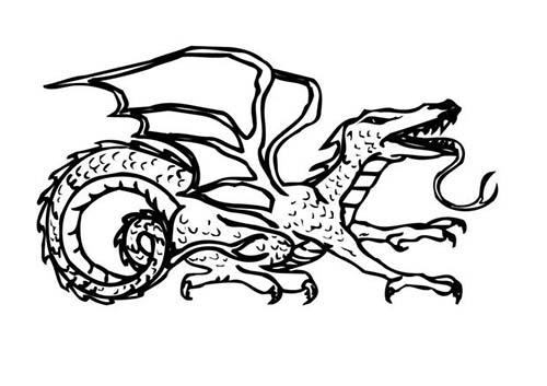 Coloriage-DRAGON-Coloriage-dun-dragon-a-langue-de-lezard.jpg