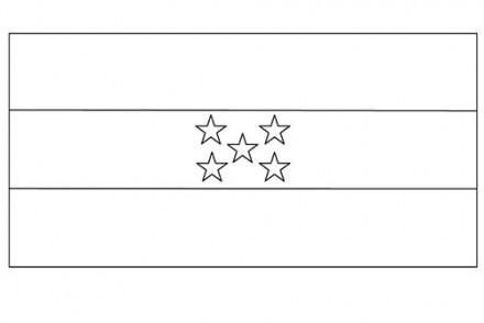 Coloriage-DRAPEAUX-EQUIPES-DE-FOOT-Coloriage-du-drapeau-du-HONDURAS.jpg