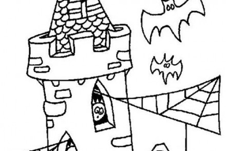 Coloriage monstre halloween coloriage du petit dragon - Dessin fantome halloween ...