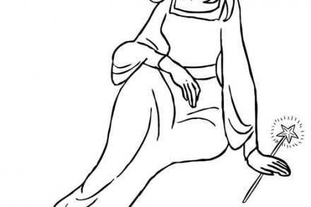 Coloriage-FEE-coloriage-fee-assise-avec-baguette.jpg