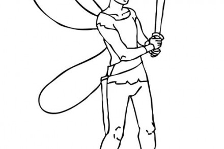 Coloriage-FEE-elfe-a-lepee-a-colorier.jpg