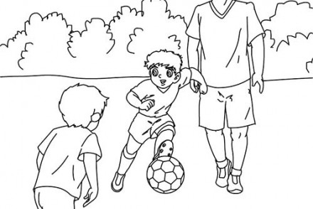 Coloriage joueurs de foot oscar le bresilien - Coloriage gardien de foot ...