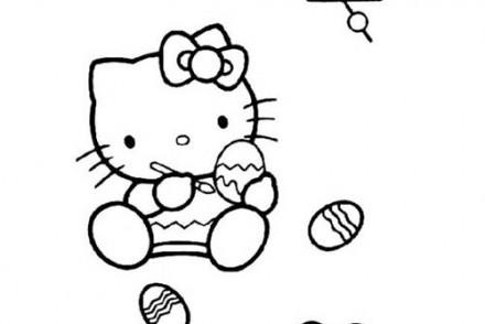 Coloriage-HELLO-KITTY-Coloriage-de-Hello-Kitty-et-les-oeufs-de-paques.jpg