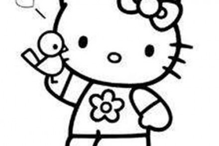 Coloriage-HELLO-KITTY-Coloriage-de-Hello-Kitty-et-son-parapluie.jpg