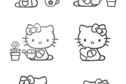 Coloriage-HELLO-KITTY-Coloriage-de-Hello-Kitty-qui-fait-du-jardinage.jpg