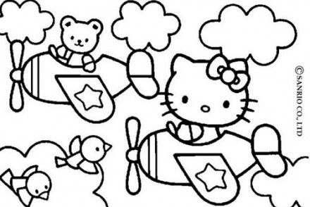 Coloriage-HELLO-KITTY-Hello-Kitty-en-avion.jpg