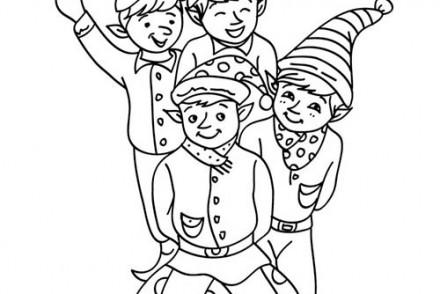 Coloriage-Lutins-de-Noel-4-petits-lutins-de-Noel-a-colorier.jpg