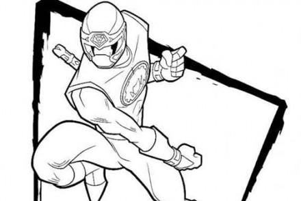 Coloriage-POWER-RANGERS-Ranger-Ninja-dore.jpg