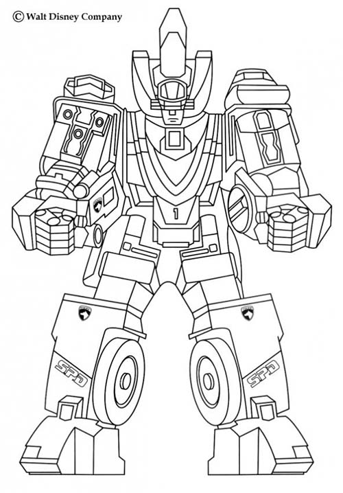 Coloring pages power rangers dino charge sketch coloring page - Dessin power rangers ...