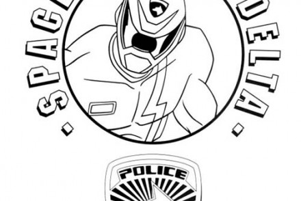 Coloriage-POWER-RANGERS-Space-Patrol-Delta-Police.jpg