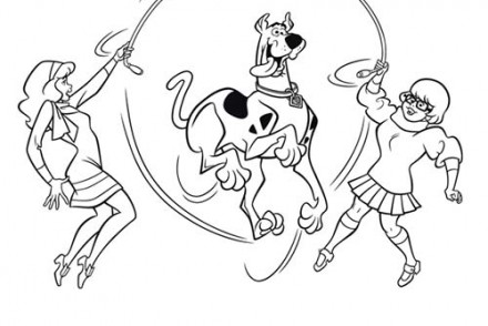 Coloriage-SCOOBY-DOO-Coloriage-de-Scooby-Doo-jouant-a-la-corde.jpg