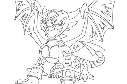 Coloriage skylanders giants coloriage - Coloriage skylanders giants ...