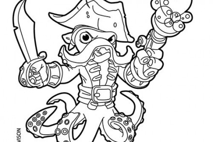 Coloriage skylanders swap force free ranger - Coloriage skylanders giants ...