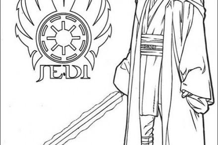 Coloriage star wars imprimer 1001 - Coloriage star wars yoda ...