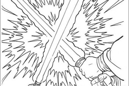 Coloriage-STAR-WARS-Coloriage-STAR-WARS-du-combat-de-sabre-lazer.jpg
