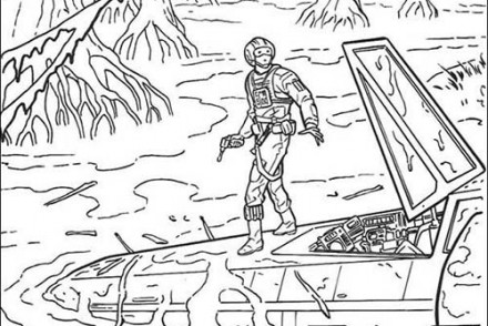 Coloriage-STAR-WARS-Coloriage-STAR-WARS-du-crash-sur-Dagobah.jpg
