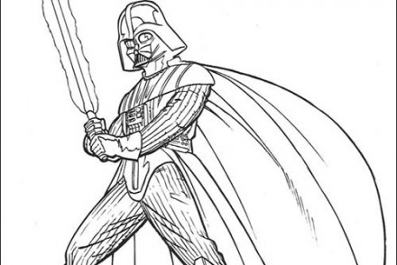 Coloriage Star Wars 24 Free To Print Coloriage Star Wars
