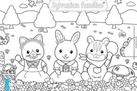 Coloriage-SYLVANIAN-FAMILIES-Les-Sylvanians-a-Paques.jpg
