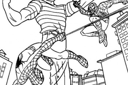 Coloriage-Spiderman-Spiderman-contre-lhomme-de-sable.jpg