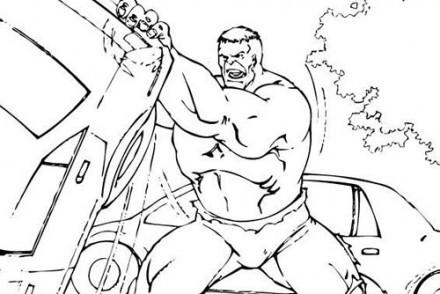 Coloriage-de-HULK-Coloriage-de-Hulk-soulevant-une-voiture.jpg