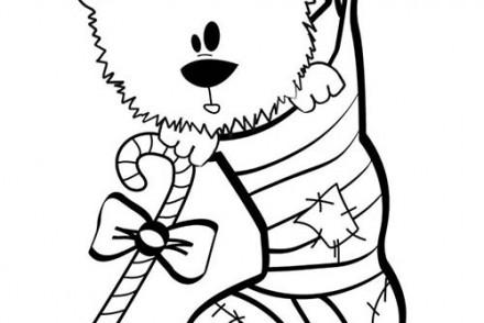 Coloriage-de-Jouets-de-Noel-Coloriage-dun-ourson-dans-une-chaussette.jpg