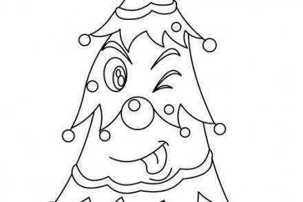Coloriage-de-Sapins-de-Noel-Sapin-de-Noel-decore-rigolo-a-colorier.jpg