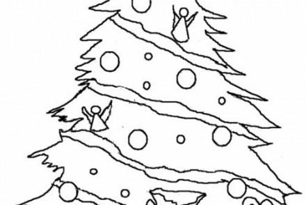 Coloriage-de-Sapins-de-Noel-Sapin-de-Noel-et-cadeaux-a-colorier.jpg