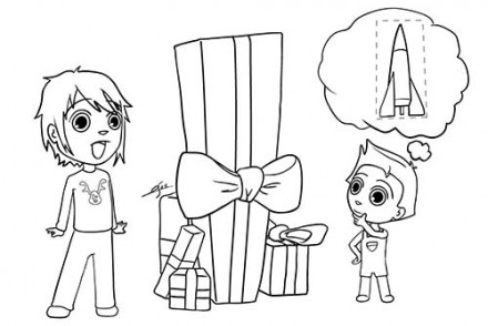 Coloriage-des-Cadeaux-de-Noel-Coloriage-dun-cadeau-surprise.jpg