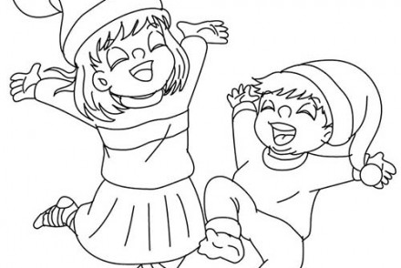 Coloriage-des-Cadeaux-de-Noel-Coloriage-enfants-joyeux.jpg