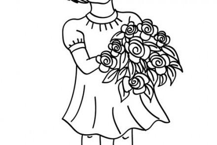 Coloriages-Anges-de-Noel-Coloriage-ange-au-bouquet.jpg