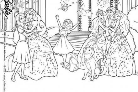 Coloriages-Barbie-Apprentie-Princesse-Emily-et-la-mere-de-Blair-a-colorier.jpg