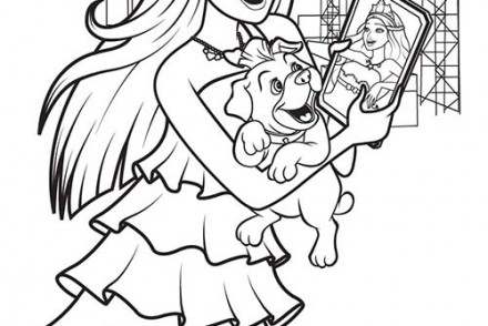 Coloriages-Barbie-La-Princesse-et-la-PopStar-Coloriage-de-KEIRA-et-son-IPad.jpg