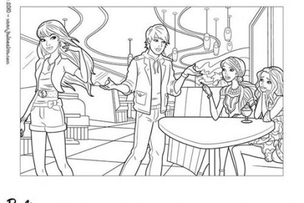 Coloriages-Barbie-et-la-Magie-de-la-Mode-barbie-Ken-et-ses-amies-a-colorier.jpg