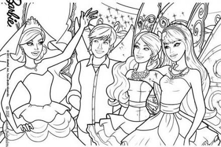 Coloriages-Barbie-et-le-Secret-des-Fees-Barbie-Ken-et-ses-amies-les-fees-a-colorier.jpg
