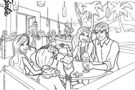 Coloriages-Barbie-et-le-Secret-des-Fees-Coloriage-de-Barbie-Ken-et-ses-amies.jpg