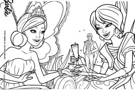 Coloriages-Barbie-et-le-Secret-des-Fees-Coloriage-de-Crystal-et-la-Princesse-Graciella.jpg